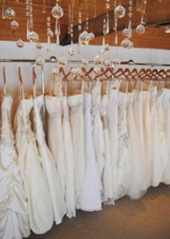 Lincolnshire wedding dress shop